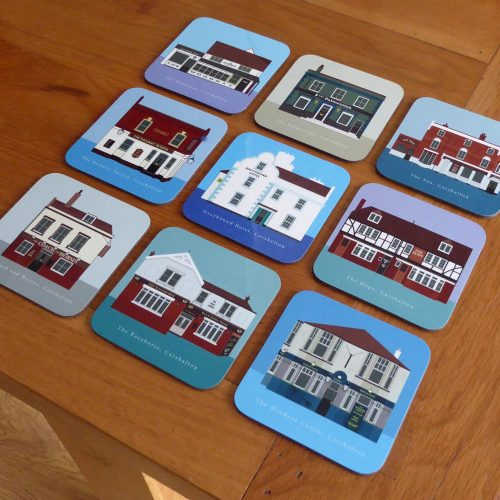 Full set coasters