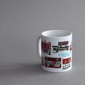 Carshalton Pub Mug