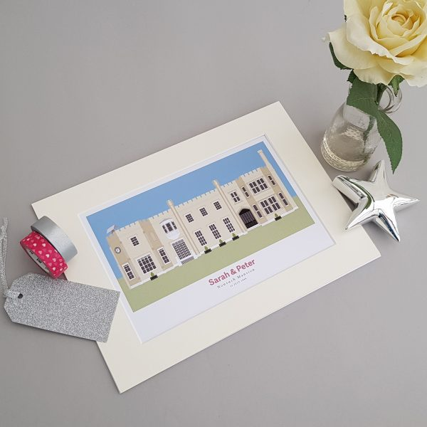 Nonsuch Mansion beautiful gift