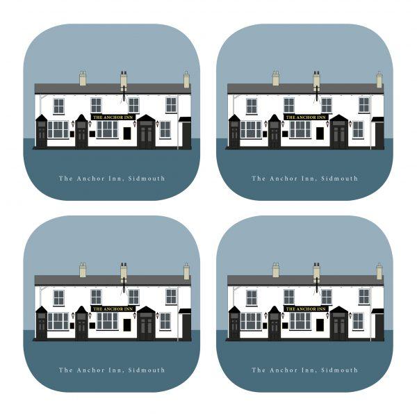 Anchor Inn Sidmouth