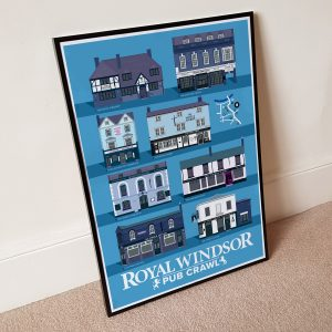 Windsor Framed Print A2