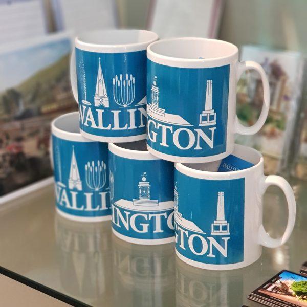 Wallington Mugs in Honeywood