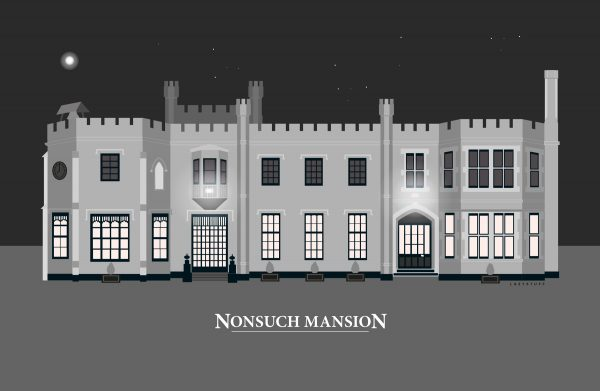 Nonsuch Mansion Cool Grey