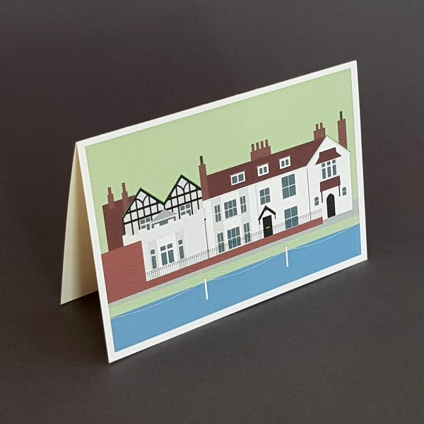 Honeywood Museum Card Front