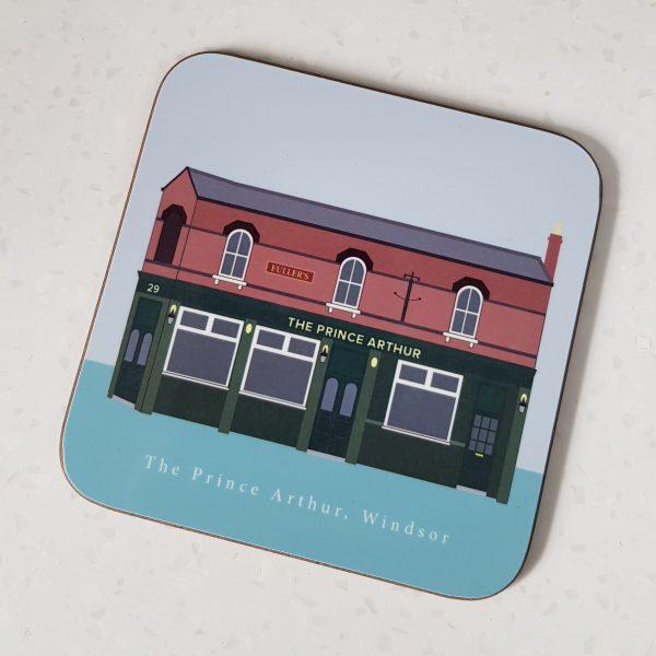 The Prince Arthur Pub Windsor