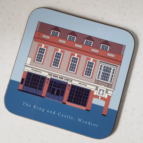 The King and Castle Pub Windsor