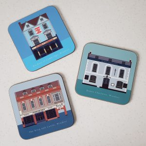 Royal Windsor Coasters