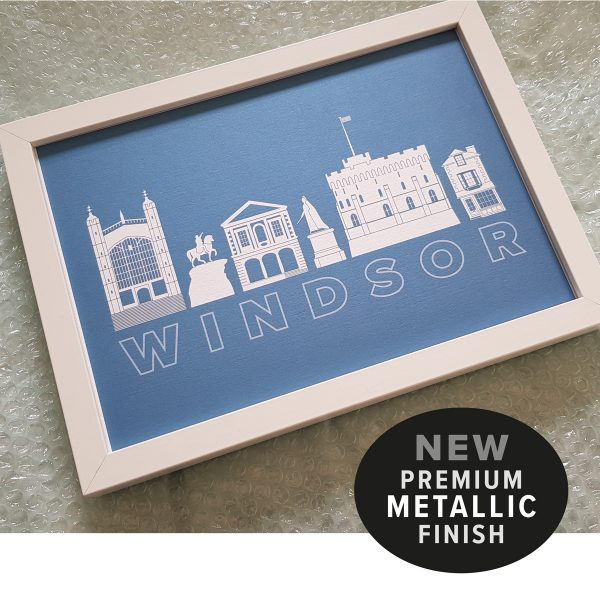 Windsor Premium Metallic Finish
