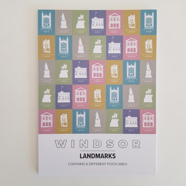 Windsor Postcards Cover