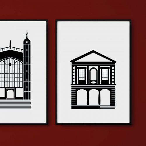 Windsor Guildhall illustration