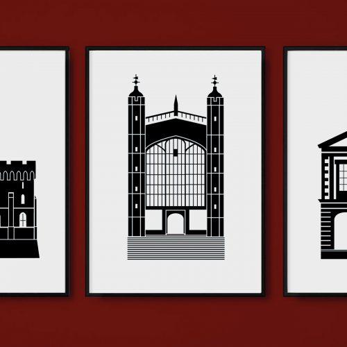 Windsor St George's illustration