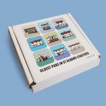 St Albans Oldest Pubs Coasters Box
