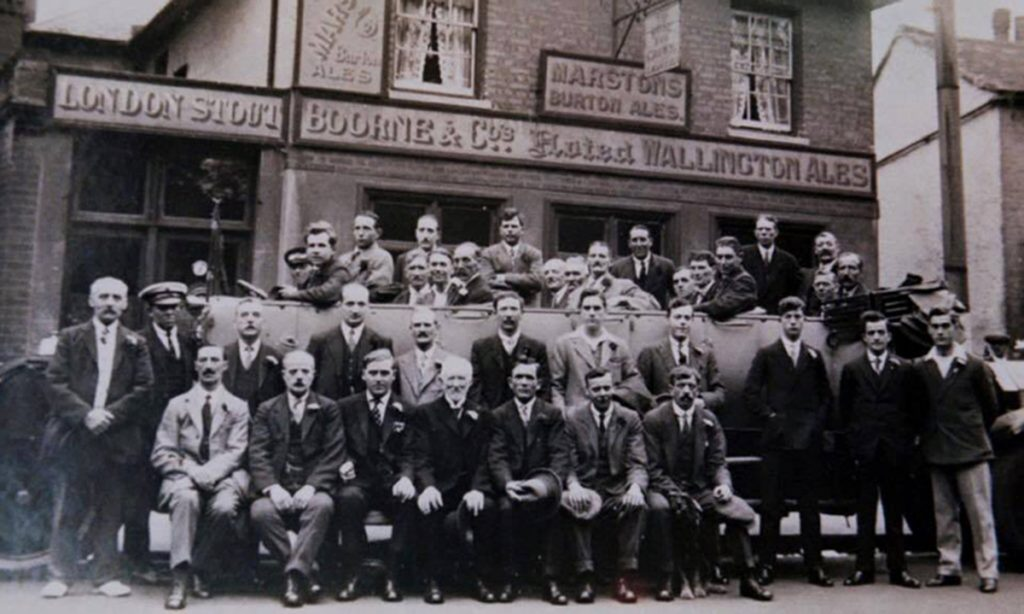 Rose and Crown Wallington Boorne and co