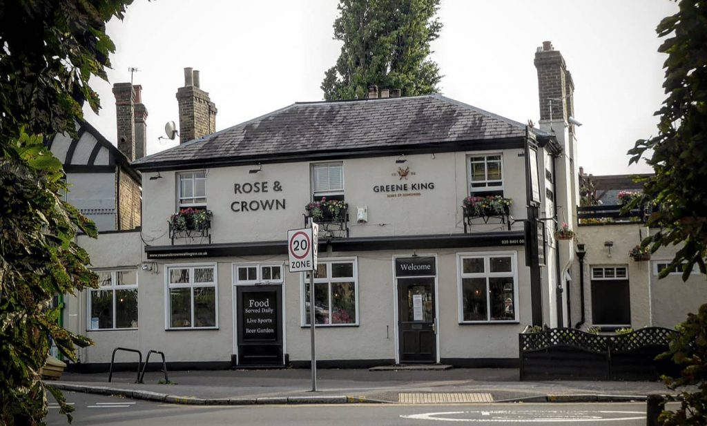Rose and Crown Wallington