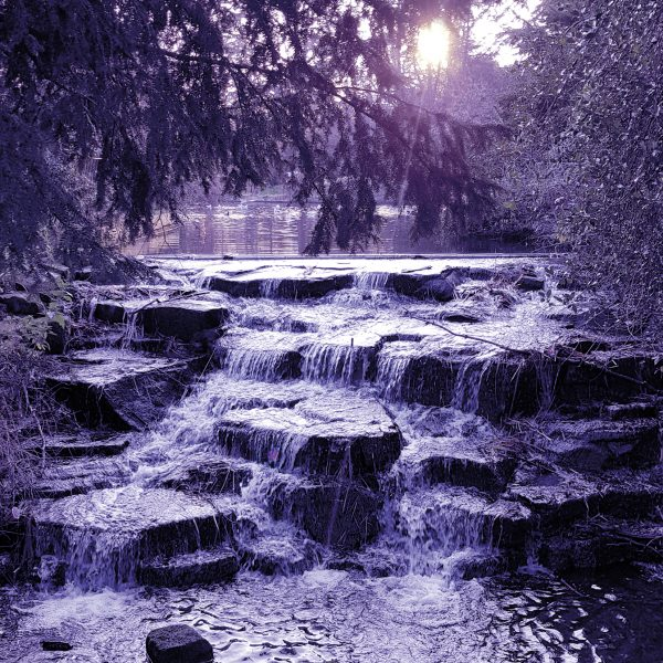 Carshalton Waterfall