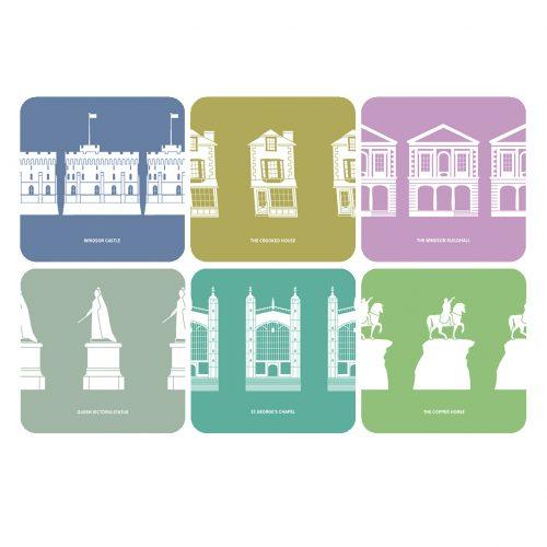 Windsor Landmarks Set