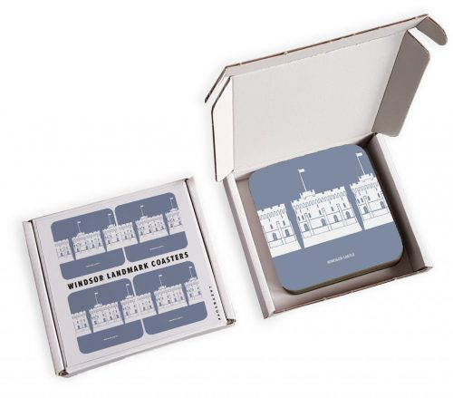 Windsor Landmarks Castle Box