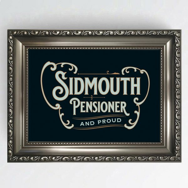 Sidmouth Pensioner
