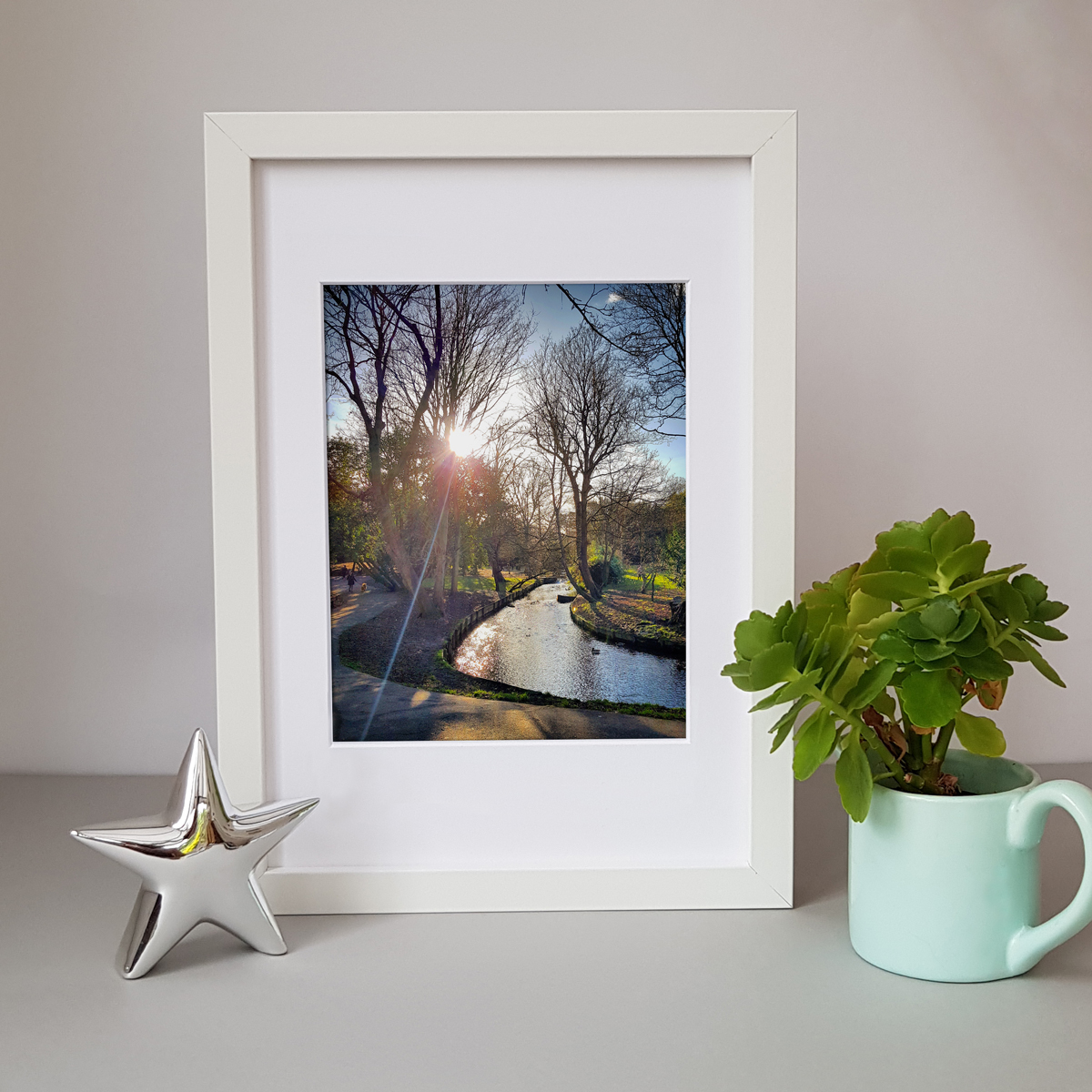 A4 Carshalton Print