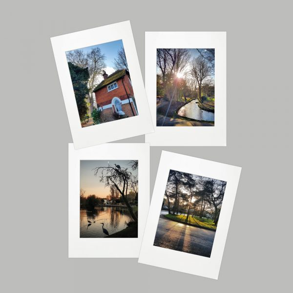 A4 Views of Carshalton Photographs