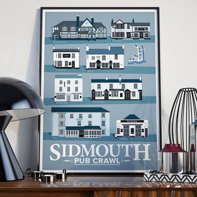 Sidmouth Pub Crawl