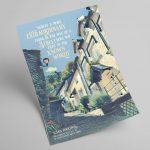Clovelly Susan Coolidge A4 Print