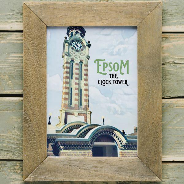 Epsom Clock Tower Print A4