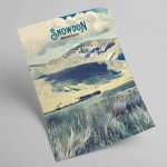 Snowdon Mountain Railway A4 Print