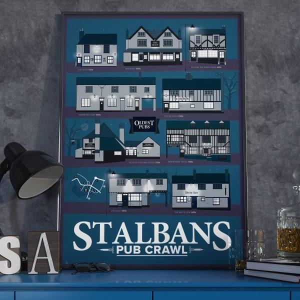 St Albans At Night Pub Crawl