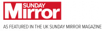Lazystuff Featured in the Sunday Mirror